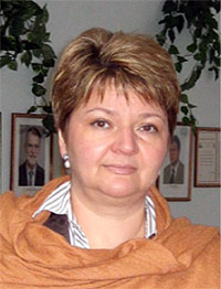 Страхова Светлана Юрьевна
