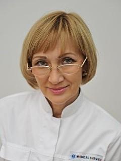 Ворожцова Людмила Ивановна