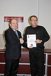 Стеценко Евгений Геннадьевич удостоен звания Заслуженный стоматолог