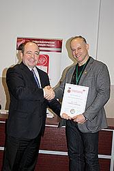 Чикунов Сергей Олегович награжден медалью «Отличник стоматологии»